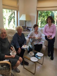 Macmillan Coffee Morning on the 30th September 2016